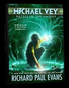 Michael Vey :: The Books